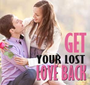 get lost love back