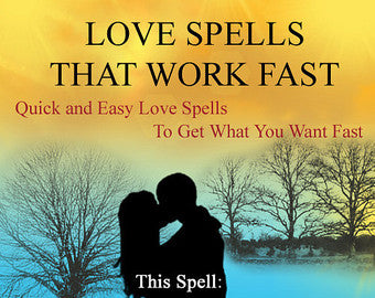 Lost Love Spells That Work
