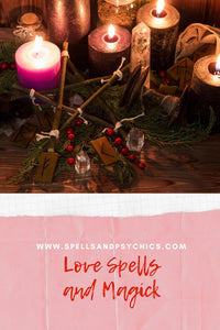 Love Spells and Magick