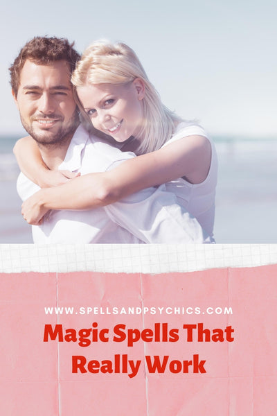 Magic Spells That Really Work