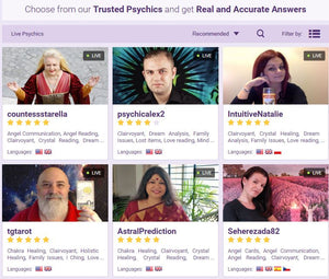Online Psychic Readers South Africa
