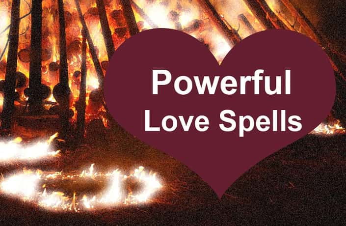 I AM THE POWERFUL LOVE SPELLS EXPERT!
