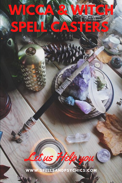 The Candle Craft of Wicca & Witch Spell Casters