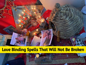 love binding spell