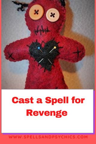 Cast a Spell for Revenge