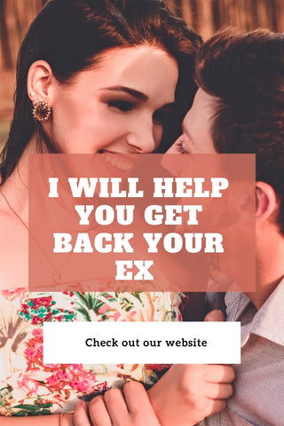 I will help you get your ex back