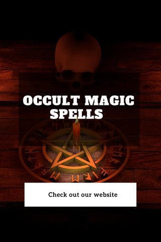 Occult Magic Spells