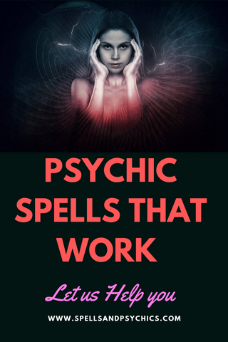 Psychic Spells that work