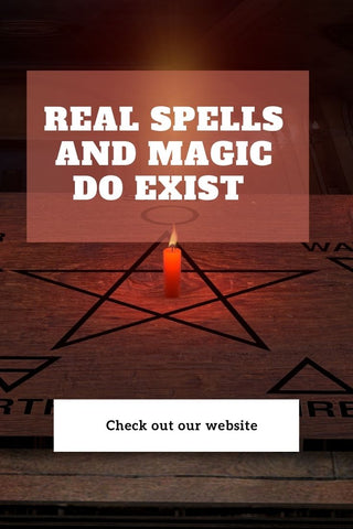 Real Spells and Magic Do Exist
