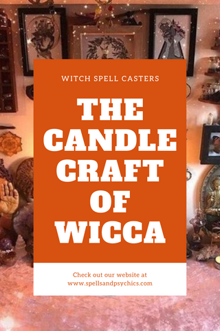 The Candle Craft of Wicca