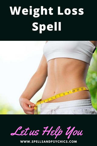 Weight Loss Spell
