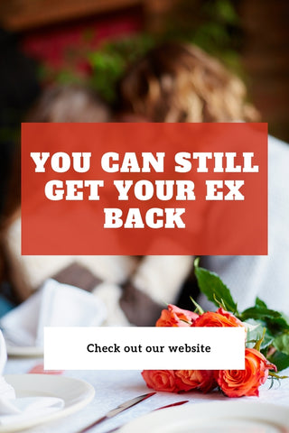 You Can Still Get Your Ex Back