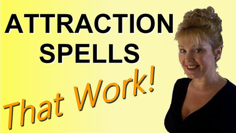 Love attraction spells