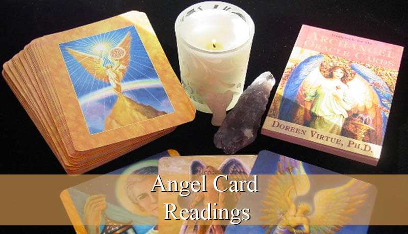 Angel Card Reading - 3 Cards South Africa