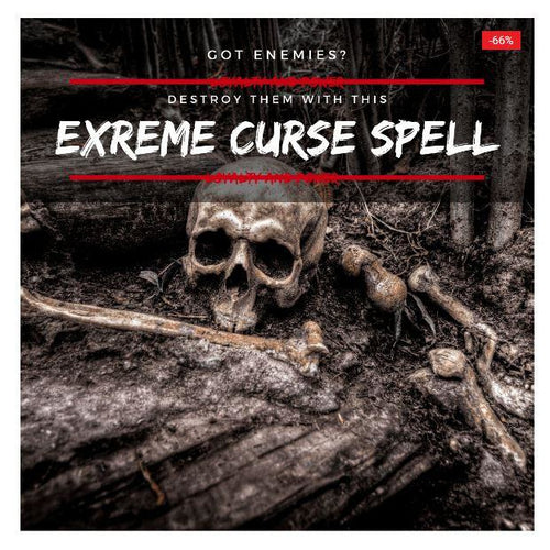 Black Magic Curse Spell