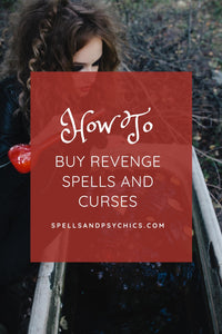 How to buy revenge spells and curses