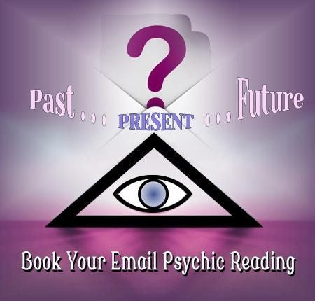 Email Psychic Reading