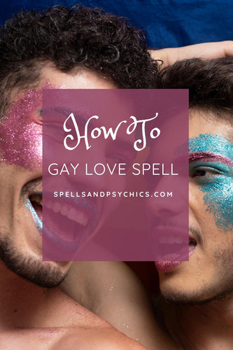 Gay Love Spell