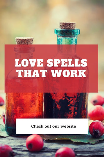 Love Spells That Work