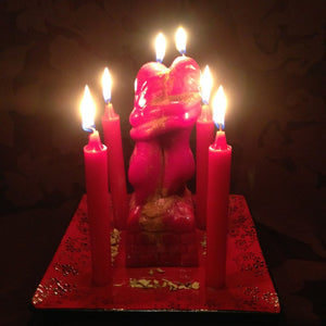 Bind Us Together Love Spell. Binding Love Spell Cast for you.