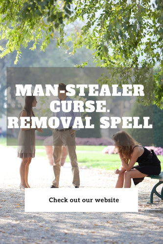 Man-Stealer Curse. Removal