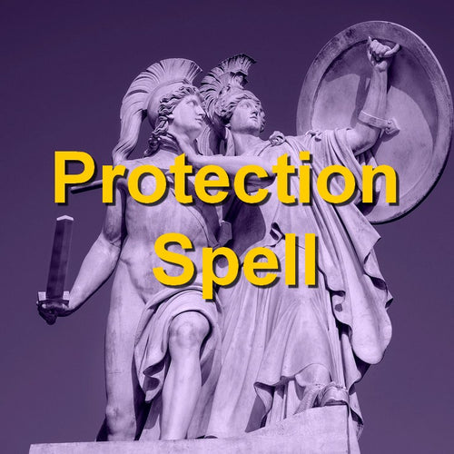 Protection And Cleansing. Protection Spell