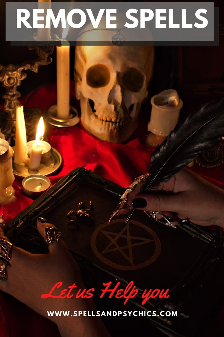 REMOVE SPELLS and Void all Black Magic + PROTECTION + Purifications