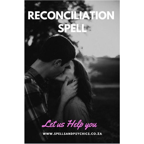 The Reconciliation Love Spell