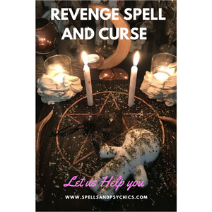Buy Revenge Spells and Curses