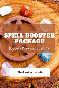 Spell Booster Package