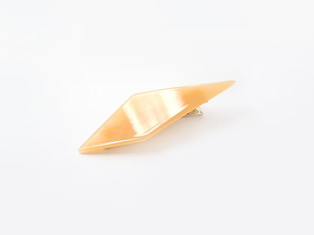 Catherine Clip in Amber