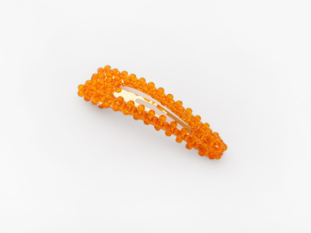 Priscilla Clip Orange