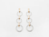 Angelique Earrings Clear