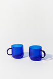 CORO CUP SET IN COBALT