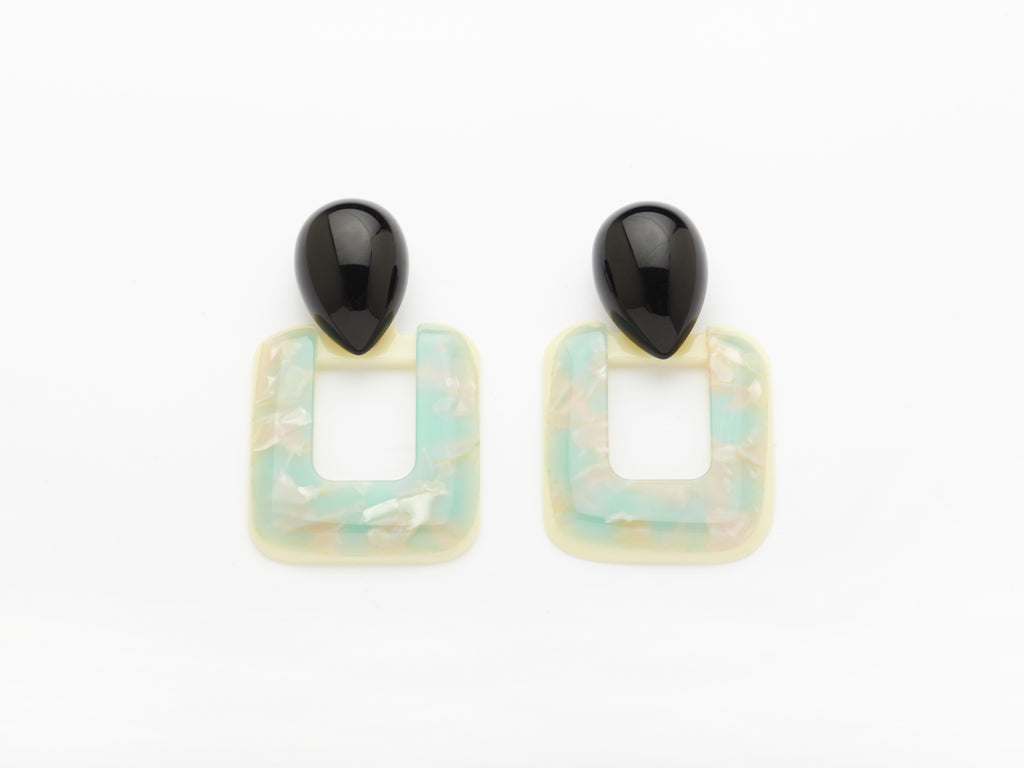 Abbey Earrings Blue