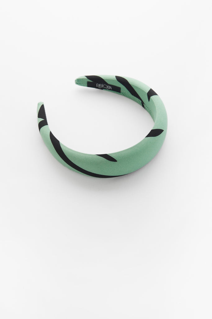 Annalise Headband Green