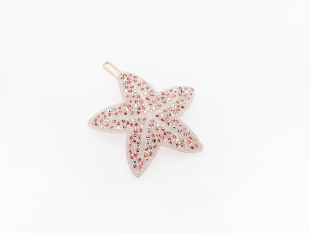 Asterina Clip Pink