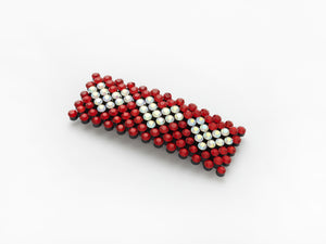 Beverly Clip Red
