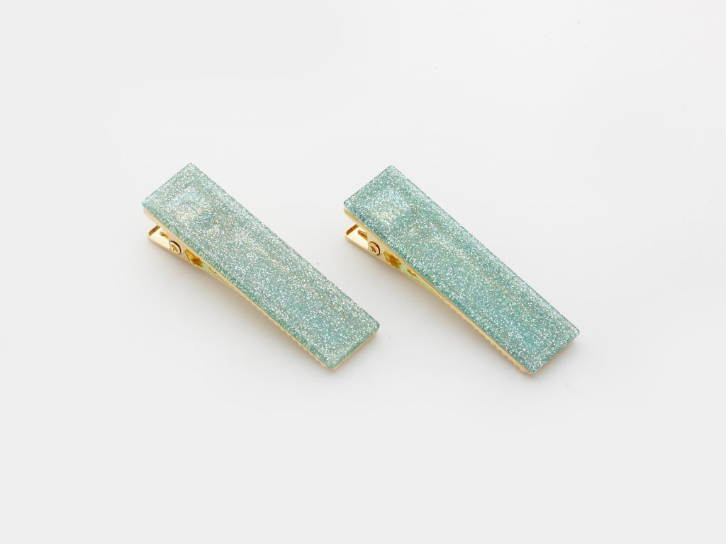 Clementine Clips Blue