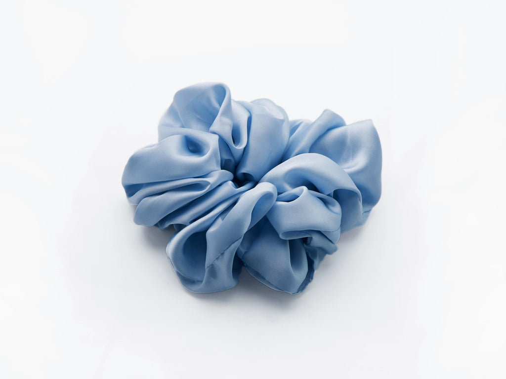 Cyndi Scrunchie Blue