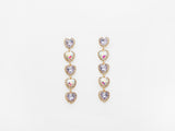 Florence Earrings Pink