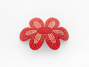 Gracie Clip Red