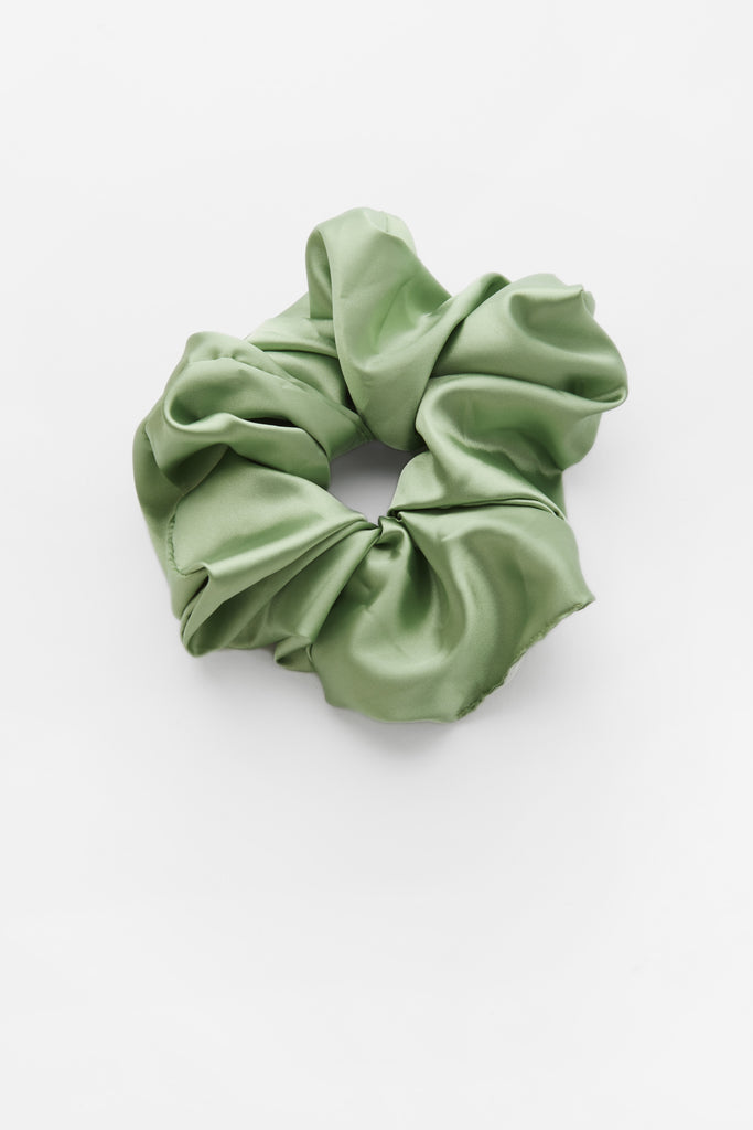 Cindy Scrunchie Green