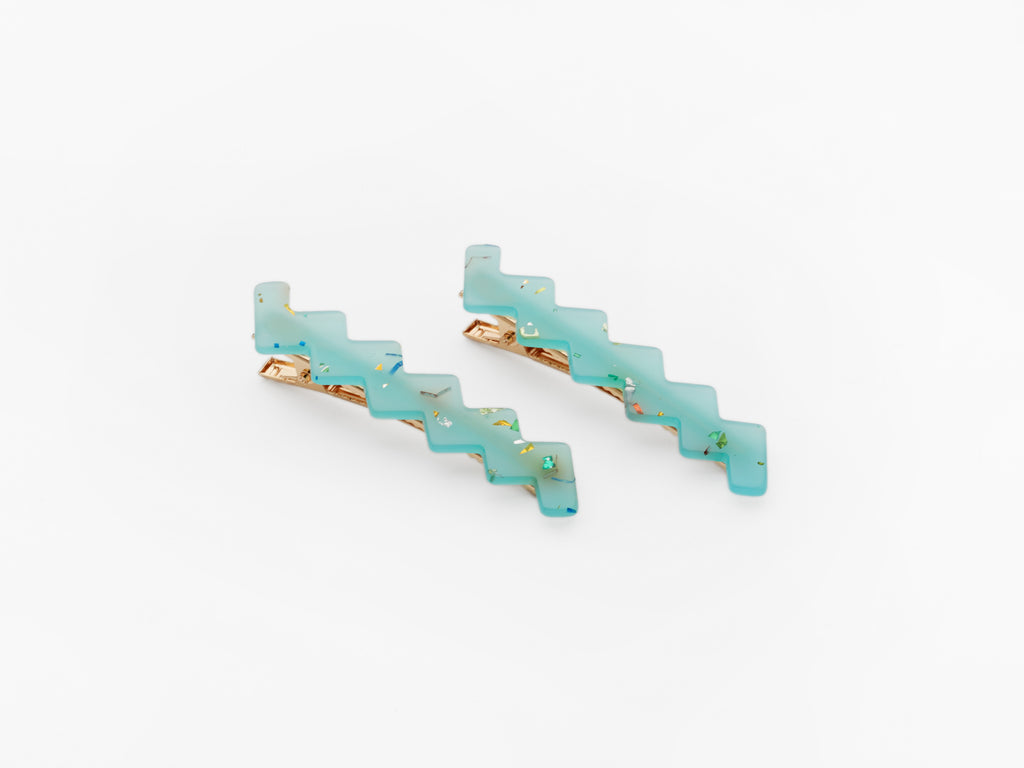 Neeve Clips Blue