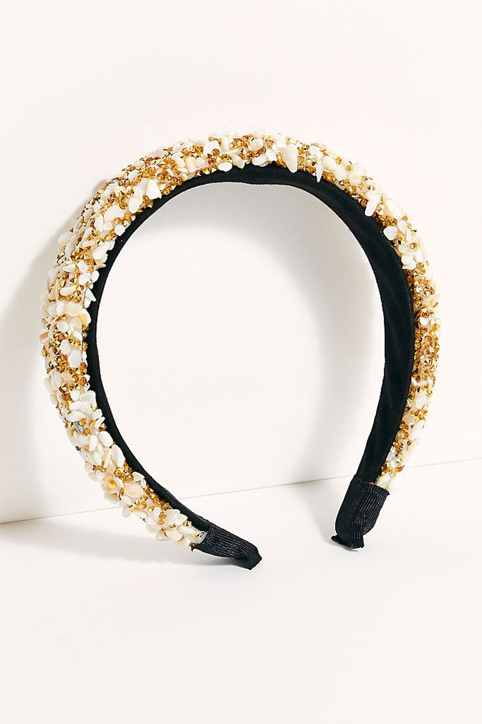 Seashell Headband