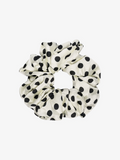 Cyndi Scrunchie Black & White