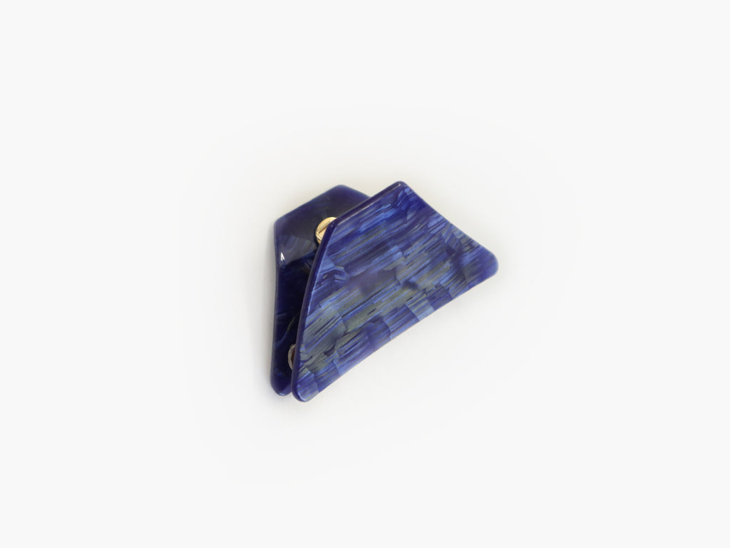 Grace Clip in Blue