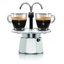 Stovetop Bialettli Mini express 2 cup