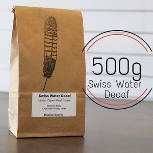 Swiss Water Decaf 500g