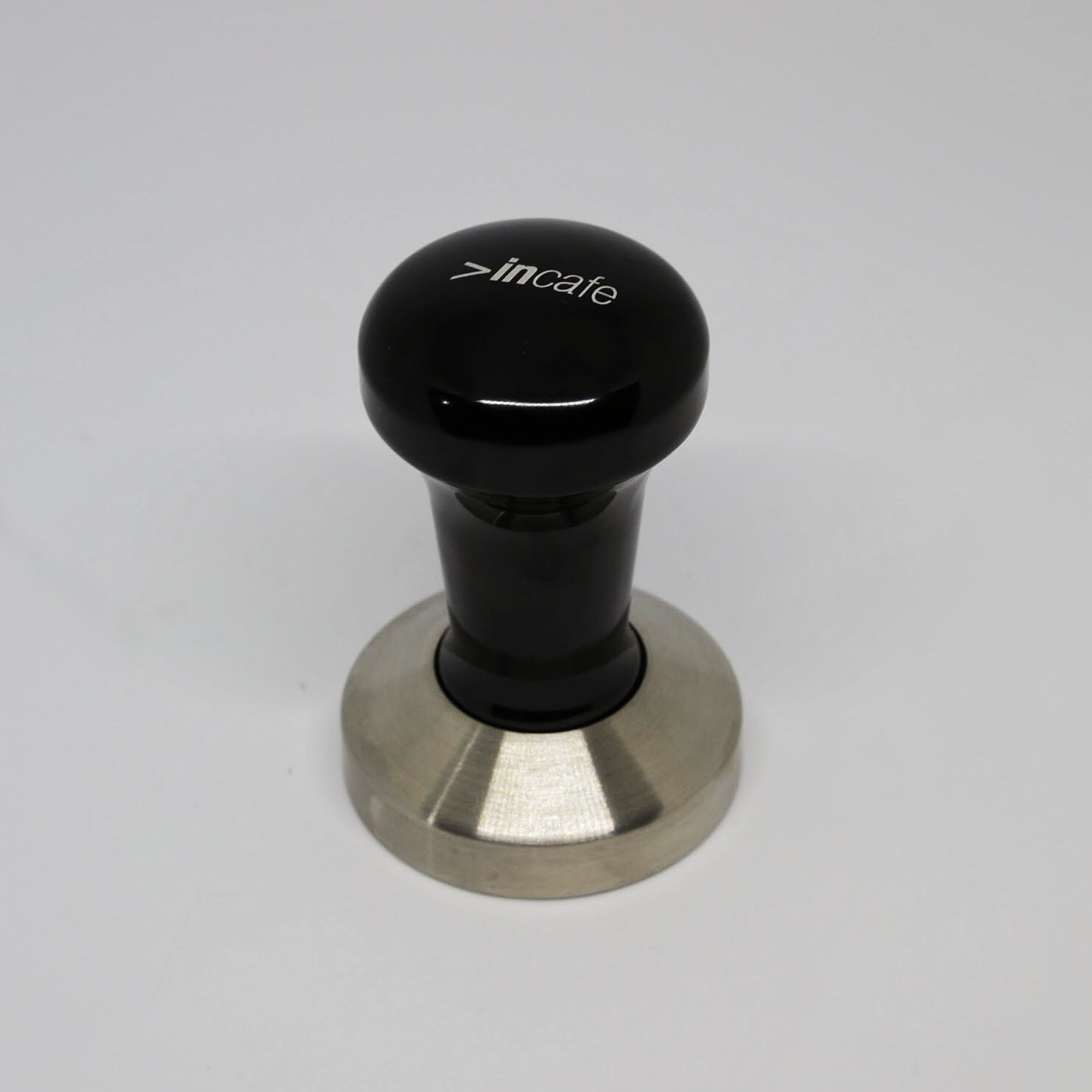 Tamper Incasa stainless steel base 58 mm